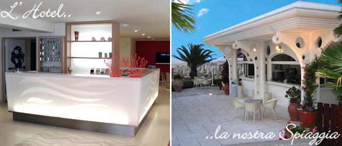 Hotel e Spiaggia H. Riviera SBT